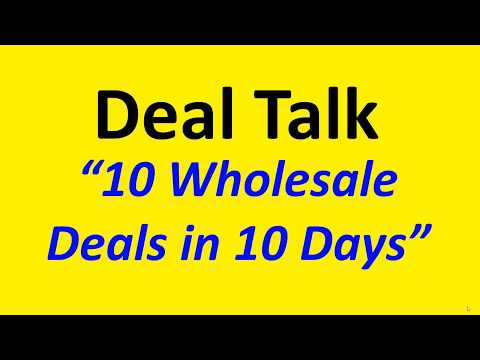 10 Student Wholesale Deals In 10 Days Explained