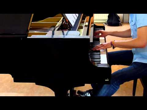 [COVER] Giovanni Allevi - Back to life