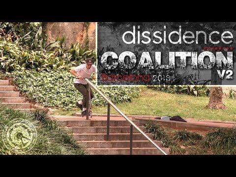 Dissidence Coalition V2 : Dan Barrett, Luca DiMeglio, Martin André, Nicolas Jacob