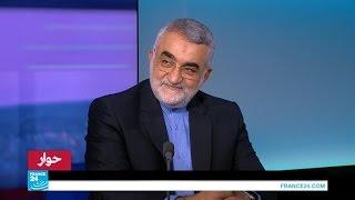 علاء الدين بروجردي.. لا بديل عن الحل السياسي في سوريا