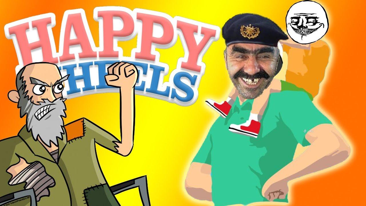 Я Твоего Бомжа Шатал! (Happy Wheels) #11