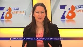 Yvelines | Etat des lieux dans le secteur du bâtiment yvelinois