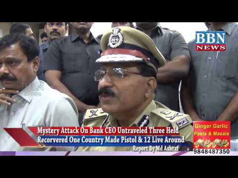 Hyderabad Police Speaks To Media Over...