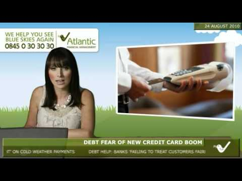 Debt fear of new credit card boom