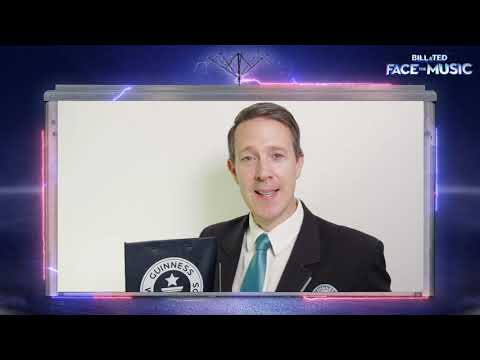 Bill & Ted Face The Music GUINNESS WORLD RECORDS™ Record Attempt