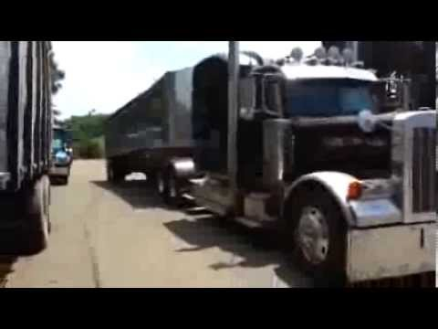 mrlargecar379/Oakley Peterbilt dump trailer