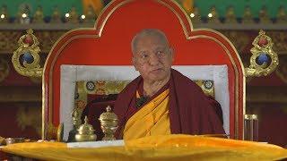 Сопа Ринпоче. Учения, предваряющие посвящение Ваджрасаттвы