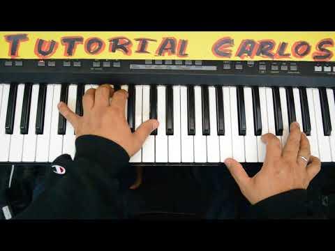 Perfume A Tus Pies En Espiritu y En Verdad Piano Tutorial Carlos