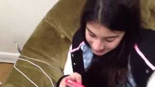 Girl tries to get teacher's phone # using Siri