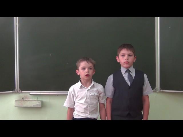 Изображение предпросмотра прочтения – «Кобзарь Иван и Мищенко Марк» читают произведение «Памятник» (Рублев Георгий)