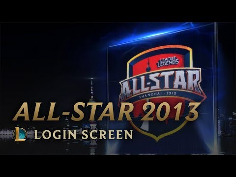 All-Star Shanghai 2013 | Login Screen - League of Legends