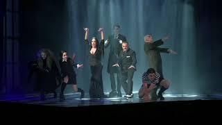 Cuando eres Addams - La Familia Addams El Musical (Teatro Calderón - Madrid 2017)
