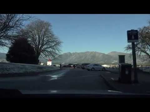 Stanley Park Tour In 4k Resolution Vancouver British Columbia Canada November 29 2014 4k