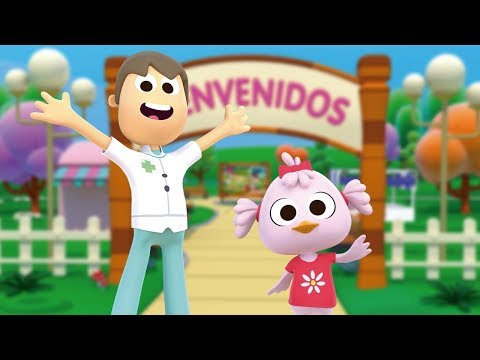 Mi Tío Mario Veterinario  Cancies Infantiles del Zoo