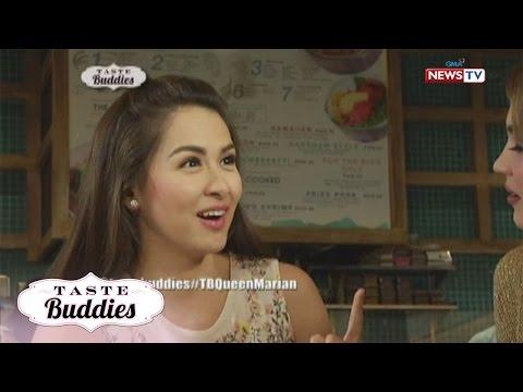 Taste Buddies: Ano ang pet name ni Marian Rivera kay Dingdong Dantes kapag galit? - 동영상