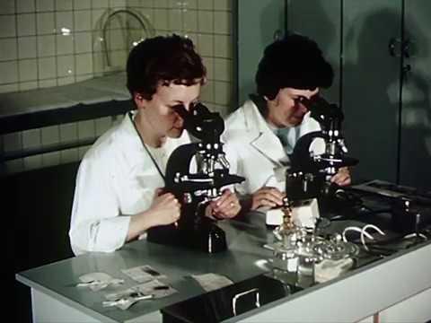Moderne Großstadt Dortmund - Marketingfilm von 1964 -HIGH QUALITY-