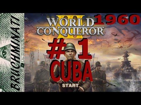 World Conqueror 3 Cuba 1960 Conquest #1