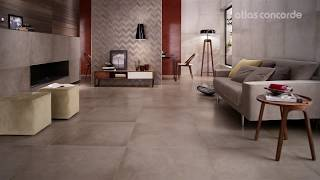 Home Living | Resin&Concrete look | Atlas Concorde | Dwell