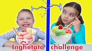 Telepatie Inghetata Challenge ! Kids Video