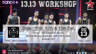 13.13 crew dance