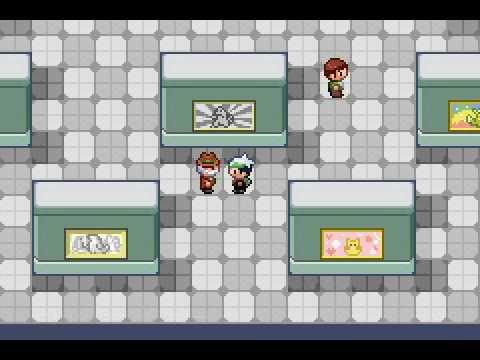 Pokemon Smaragd Alle 5 Bilder Im Museum + Verleiung