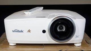 Vivitek HK2288 4K DLP Projector Review