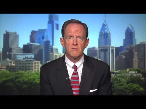 9/5/15 Sen. Pat Toomey (R-PA) Delivers GOP Weekly Address on President Obama