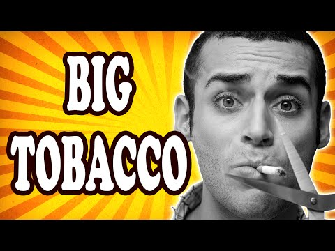 Top 10 Sinister Moves Made By Tobacco Companies Continuing to Sell a Deadly Product — TopTenzNet