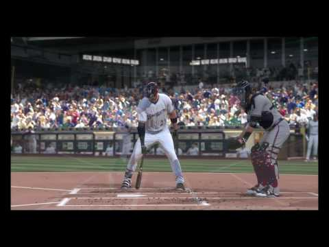 MLB® The Show™ 17 Jett Bandy Walk Off Grand Slam