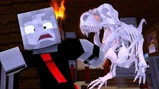 1 NACHT IM MUSEUM ARBEITEN! - Minecraft [Deutsch/HD]