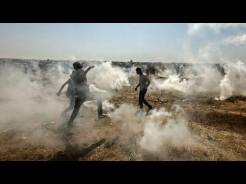 الأمم المتحدة تدين إسرائيل بشأن موجة العنف في غزة  - 10:22-2018 / 6 / 14