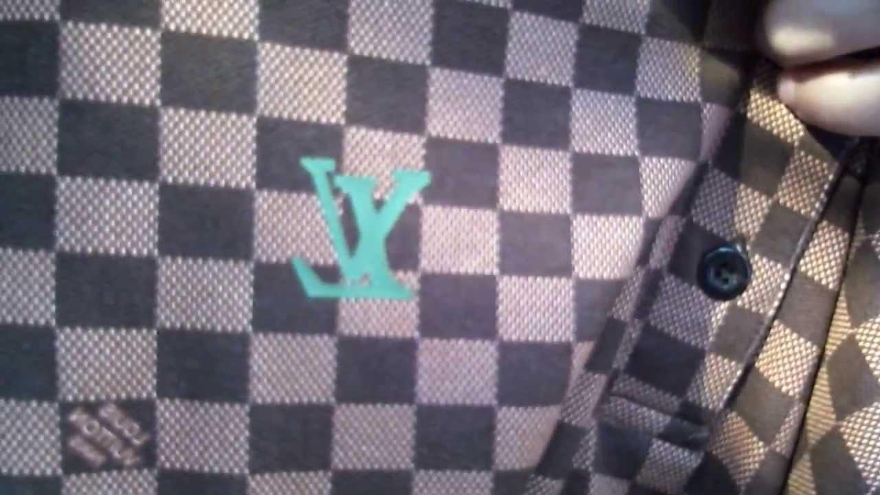 Replica Louis Vuitton Shirt For Men Is It Nice Youtube