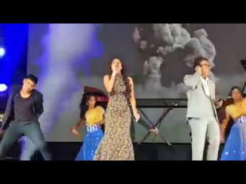 Senthoora live performance - Luksimi Sivaneswaralingam & D Imman
