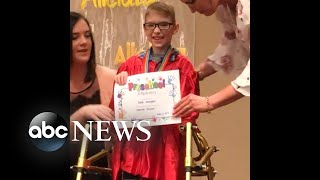 A 5-year-old Struggling With Hydrocephalus Graduated Pre-school After 20 Surgeries