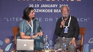 Art Institutions in a landscape of Waste: Gulam Mohammad Sheikh - Kavita Singh- KLF 2020