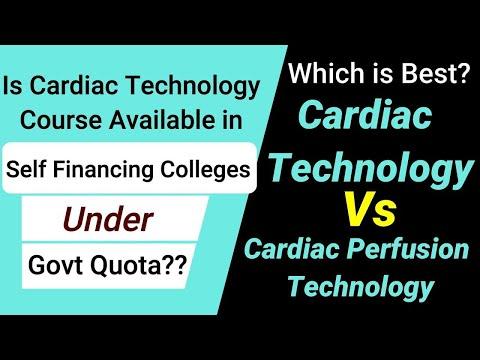 Cardiac Technology Vs Cardiac Perfusion Technology|Top Govt Cardiac Technology Colleges |Paramedical