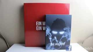 MASSIV - Ein Mann Ein Wort 2 Unboxing LTD Box Set | Massiv EMEW 2 Unboxing & Review