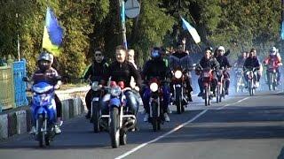 Миргород.Мотопробіг