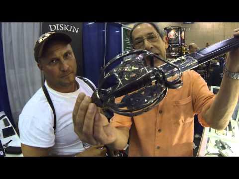 Blade 2014 Vince Evans Baskethilt Sword