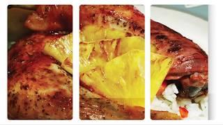 ساندوتش لحم بقري بالزنجبيل و الفلفل الحار - سلطة فاصوليا خضراء بالبصل الاحمر| طبخة ونص (حلقة كاملة)