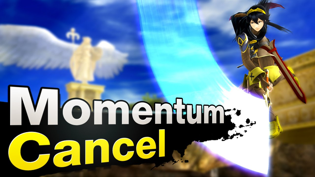Smash 4 Wii U - Momentum Cancel & Hurtbox Shifting