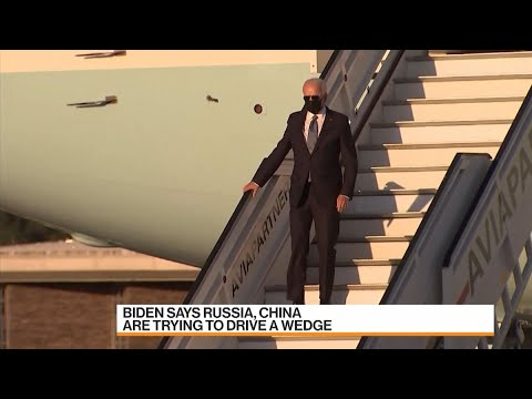 Geopolitical Futures on Biden's Europe Trip, NATO Meeting, China's Military Might