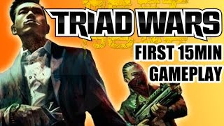 Triad Wars [Sleeping Dogs 2]: Gameplay, First Mission - Early Access To the Closed Beta