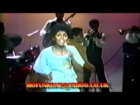 Vicki Anderson - Call Me. LIVE TV PERFORMANCE 1969