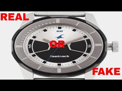 HOW TO IDENTIFY FAKE OR REAL FASTRACK WATCH EASILY I FLIPKART FAKE FASTRACK WACTCH UNBOXING I