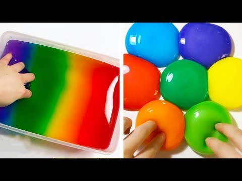 download Slime Videos LIVE - Most Satisfying ASMR Video - Crunchy Slime, Iceberg Slime, Jiggly Slime, Rainbow