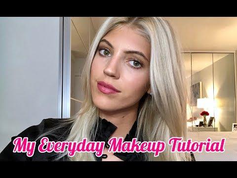 My Everyday Makeup Tutorial | Devon Windsor