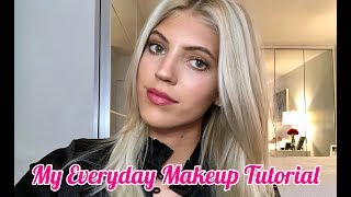 My Everyday Makeup Tutorial | Devon Windsor