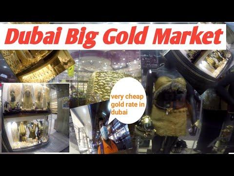 Dubai Big Gold Market
