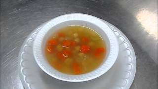 Melissa Clark On Wnyc's Leonard Lopate Show Giving Chickpeas Recipe To Soup Kitchen Chef Ruben Diaz